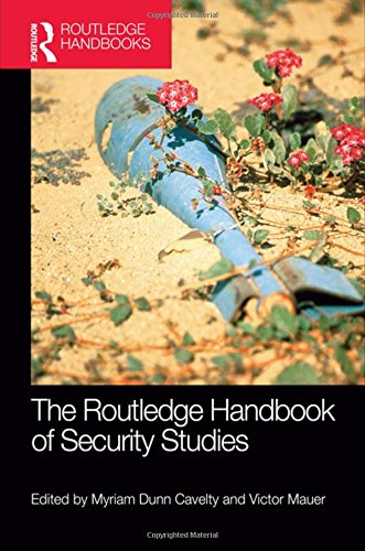 9780415463614: The Routledge Handbook of Security Studies (Routledge Handbooks)