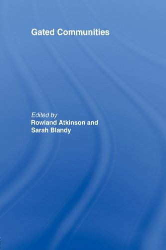 9780415463799: Gated Communities: International Perspectives