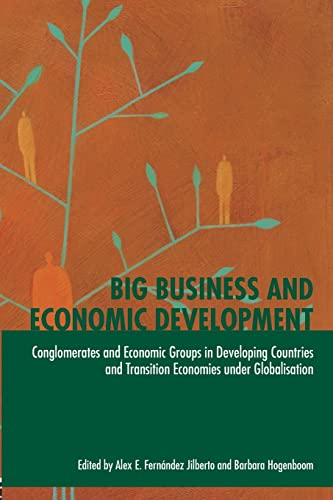 9780415464611: Big Business and Economic Development: Conglomerates and Economic Groups in Developing Countries and Transition Economies under Globalisation ... International Business and the World Economy)