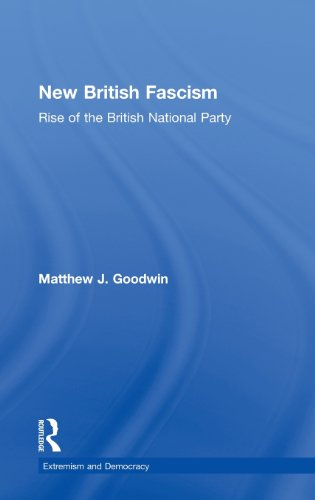 9780415465007: New British Fascism: Rise of the British National Party (Extremism and Democracy)