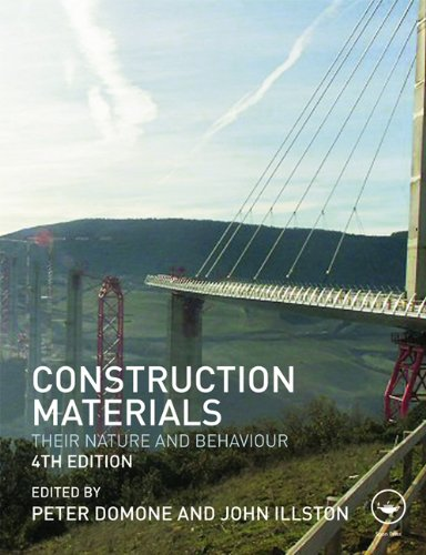 9780415465151: Construction Materials: Their Nature and Behaviour, Fourth Edition