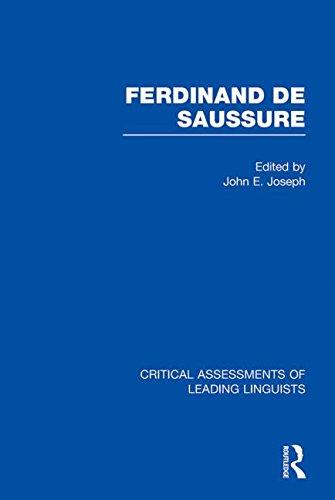 9780415465489: Ferdinand de Saussure: v. 2