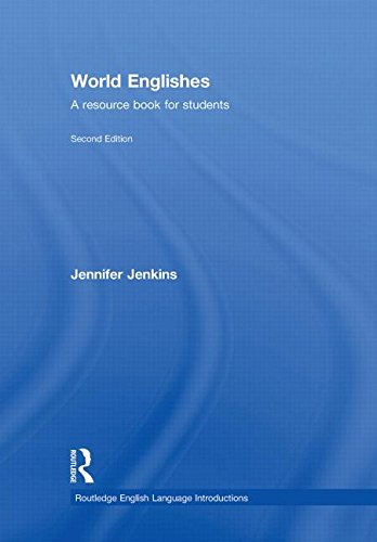 9780415466110: World Englishes: A Resource Book for Students (Routledge English Language Introductions)