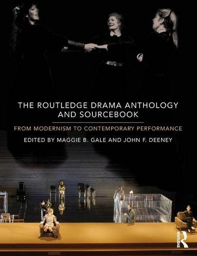 9780415466622: The Routledge Drama Anthology and Sourcebook: From Modernism to Contemporary Performance
