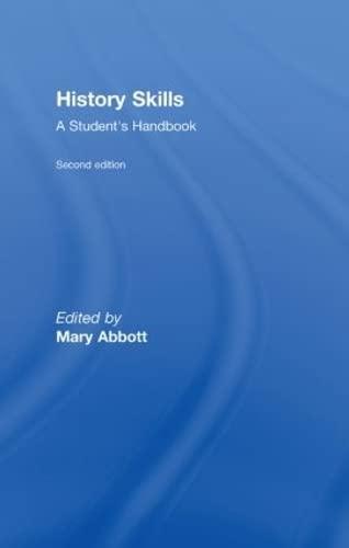 9780415466912: History Skills: A Student's Handbook