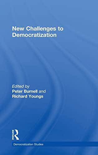 9780415467414: New Challenges to Democratization