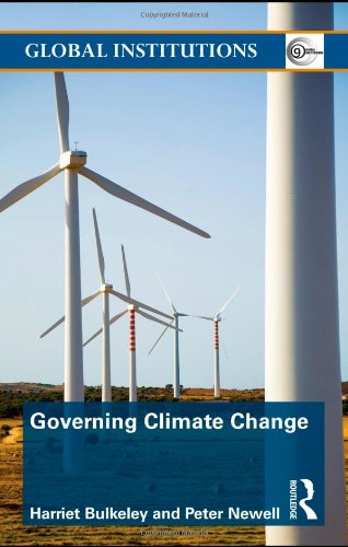 9780415467698: Governing Climate Change (Global Institutions)