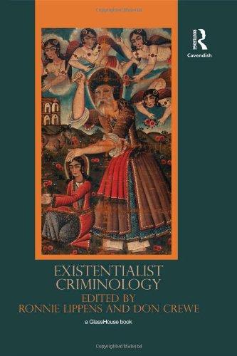 9780415467711: Existentialist Criminology