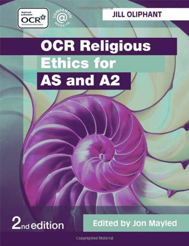 9780415468251: OCR Religious Ethics for AS and A2