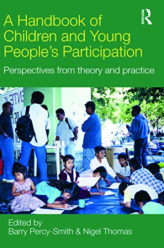 9780415468527: A Handbook of Children and Young People's Participation: Perspectives from Theory and Practice