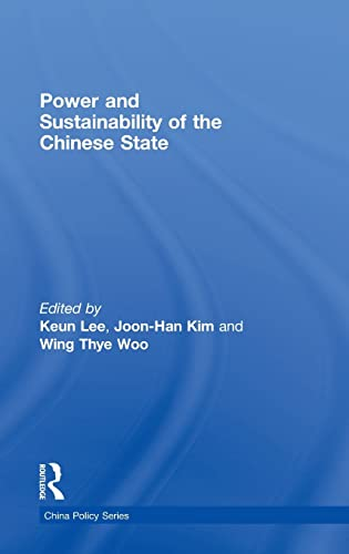Power and sustainability of the Chinese state: LEE, Keun and