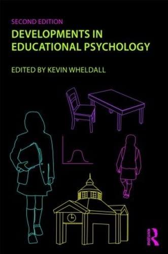 9780415469937: Developments in Educational Psychology