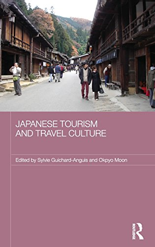 9780415470018: Japanese Tourism and Travel Culture