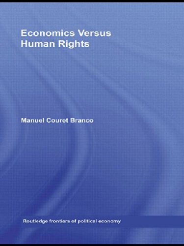 9780415470179: Economics Versus Human Rights (Routledge Frontiers of Political Economy)