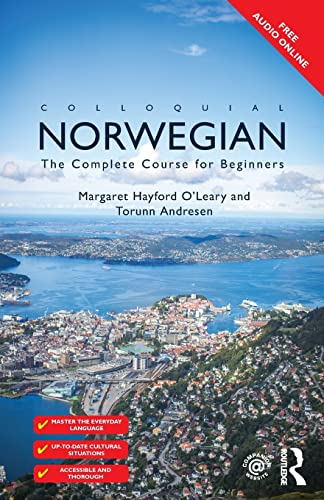 9780415470377: Colloquial Norwegian: A complete language course