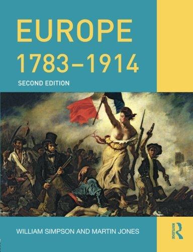9780415470667: Europe 1783-1914