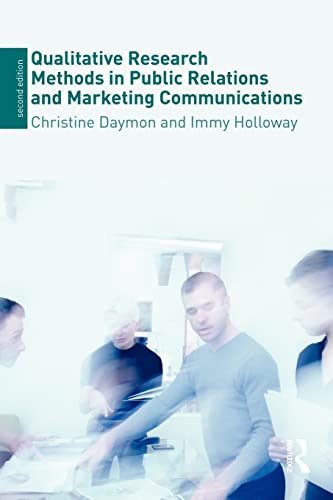 9780415471183: Qualitative Research Methods in Public Relations and Marketing Communications, 2nd Edition