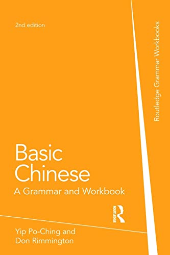 9780415472159: Basic Chinese: A Grammar and Workbook (Grammar Workbooks)