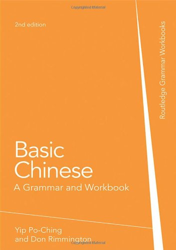 9780415472166: Basic Chinese: A Grammar and Workbook (Grammar Workbooks)