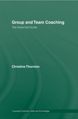 9780415472272: Group and Team Coaching: The Essential Guide (Essential Coaching Skills and Knowledge)