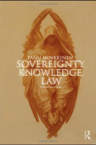 9780415472418: Sovereignty, Knowledge, Law
