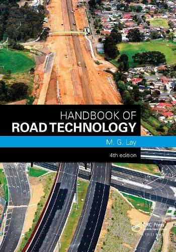 9780415472654: Handbook of Road Technology, Fourth Edition