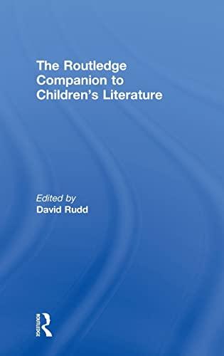 9780415472708: The Routledge Companion to Children's Literature (Routledge Companions)
