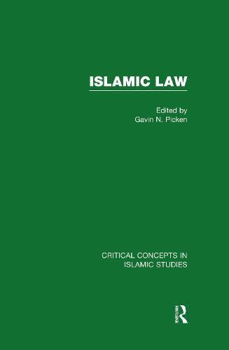 9780415472807: Islamic Law V4