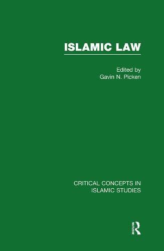 9780415472814: Islamic Law V3