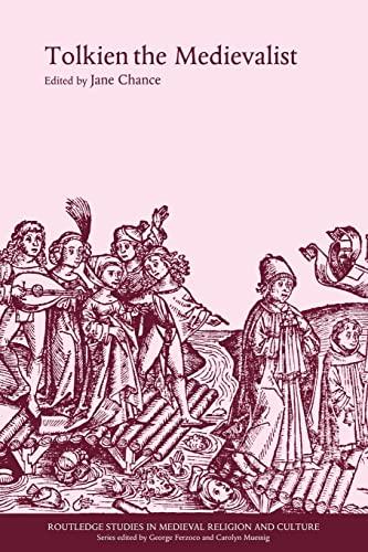 9780415473484: Tolkien the Medievalist (Routledge Studies in Medieval Religion)