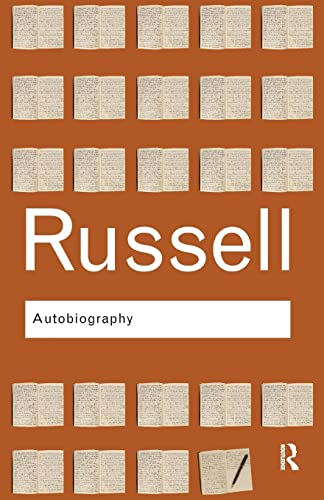 9780415473736: Autobiography (Routledge Classics) (Volume 4)