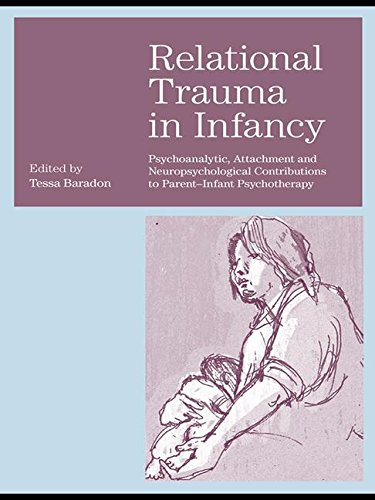 9780415473743: Relational Trauma in Infancy: Psychoanalytic, Attachment and Neuropsychological Contributions to Parent-Infant Psychotherapy