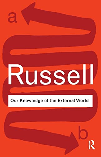 Our Knowledge of the External World: Bertrand Russell