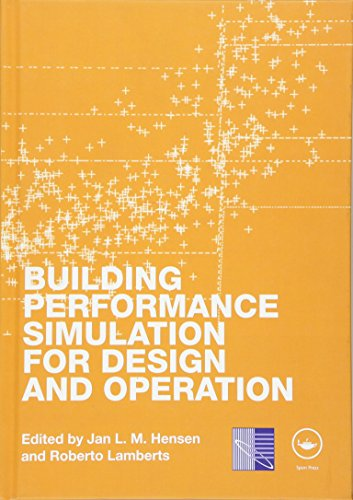 9780415474146: Building Performance Simulation for Design and Operation