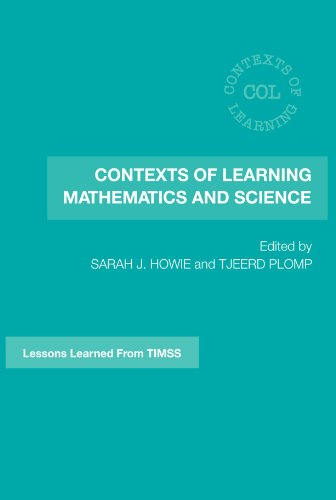 9780415474320: Contexts of Learning Mathematics and Science: Lessons Learned from TIMSS