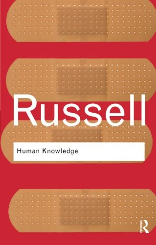 9780415474443: Human Knowledge: Its Scope and Limits