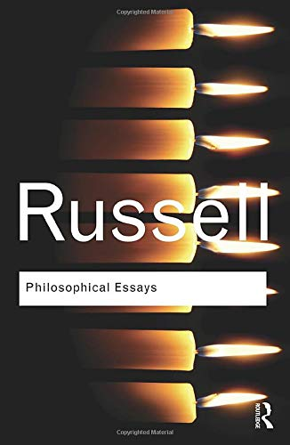 9780415474498: Philosophical Essays (Routledge Classics)