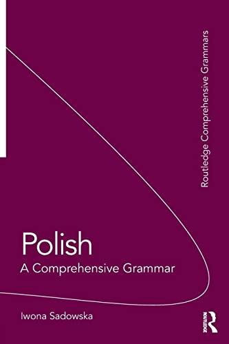 9780415475419: Polish: A Comprehensive Grammar (Routledge Comprehensive Grammars)