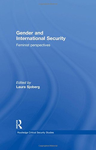 9780415475464: Gender and International Security: Feminist Perspectives (Routledge Critical Security Studies)