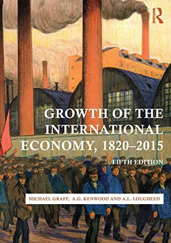9780415476102: Growth of the International Economy, 1820-2015