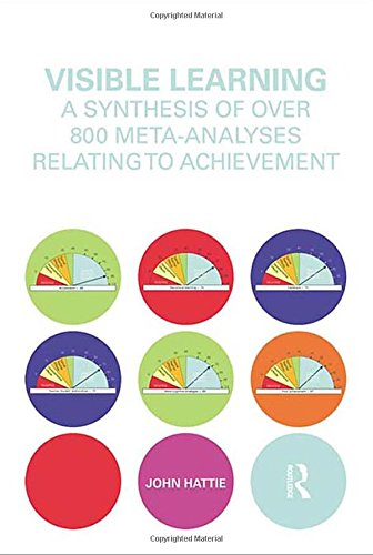 9780415476171: Visible Learning: A Synthesis of Over 800 Meta-Analyses Relating to Achievement