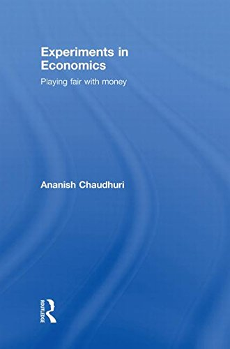 9780415476300: Experiments in Economics: Playing fair with money