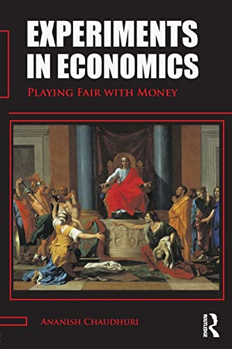 9780415476317: Experiments in Economics: Playing fair with money