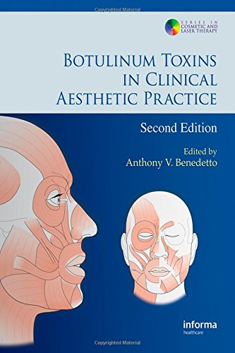 9780415476362: Botulinum Toxins in Clinical Aesthetic Practice (Series in Cosmetic and Laser Therapy)