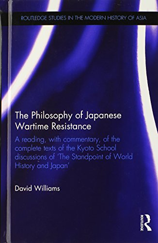 9780415476461: The Philosophy of Japanese Wartime Resistance: A reading, with commentary, of the complete texts of the Kyoto School discussions of