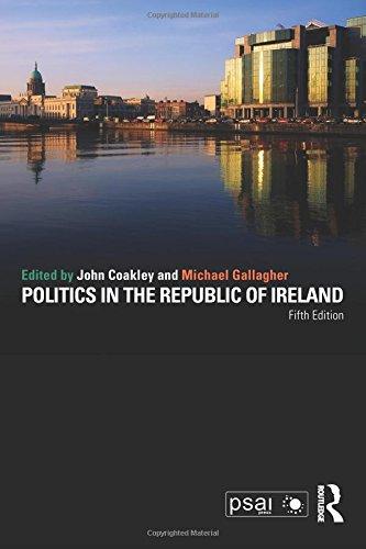 9780415476720: Politics in the Republic of Ireland