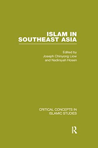 Islam in Southeast Asia (Hardback)