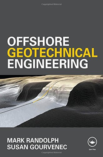 9780415477444: Offshore Geotechnical Engineering