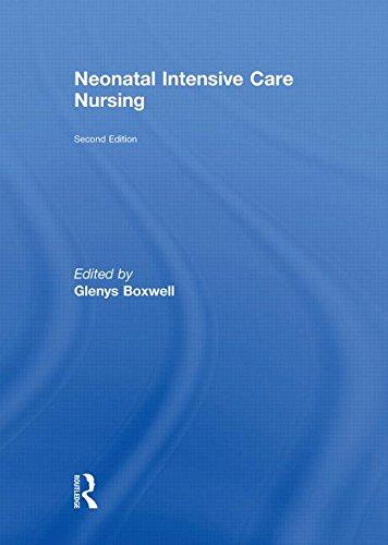 9780415477550: Neonatal Intensive Care Nursing