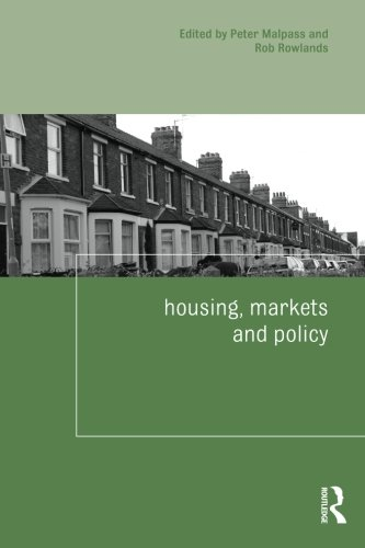 9780415477796: Housing, Markets and Policy (Housing and Society Series)